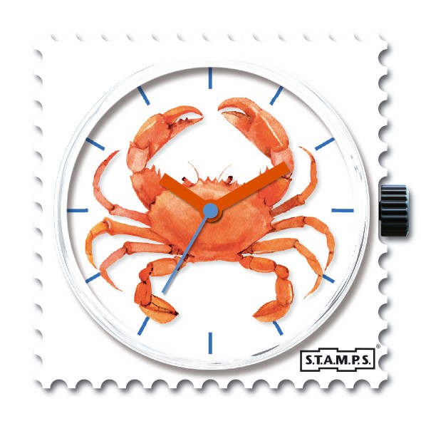 S.T.A.M.P.S. - Uhr - Stamps - Crab