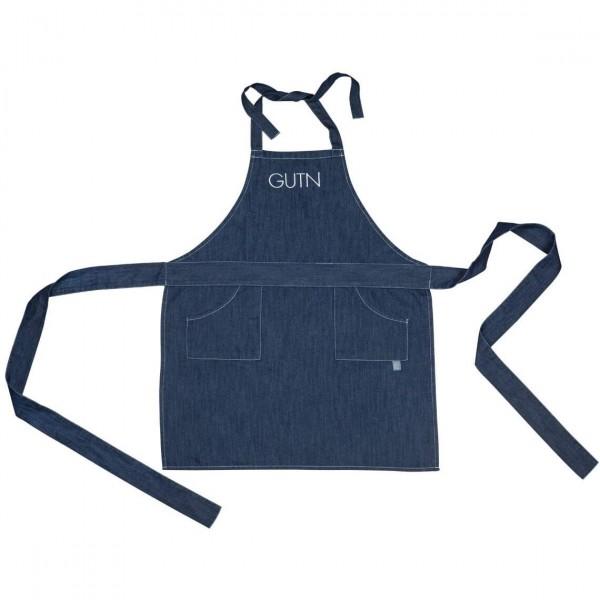 Räder - Dining Schürze Küchenschürze - Gutn - jeansblau