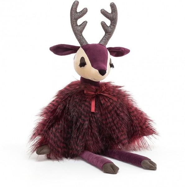 Jellycat - Kuscheltier Stofftier Spielzeug Rentier - Viola Reindeer Medium