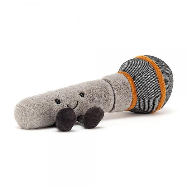 Jellycat - Kuscheltier Stofftier Spielzeug Mikrofon - Amuseable Microphone