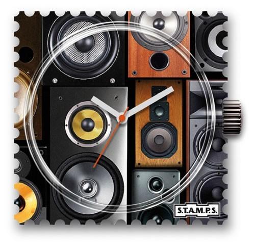S.T.A.M.P.S. - Uhr Frogman - Beats per Minute - Stamps wasserd.