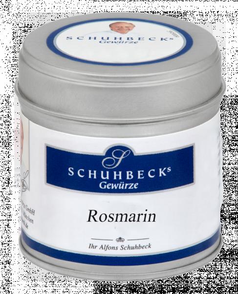 Schuhbecks Gewürze - Rosmarin - Einzelgewürz 35 Gramm