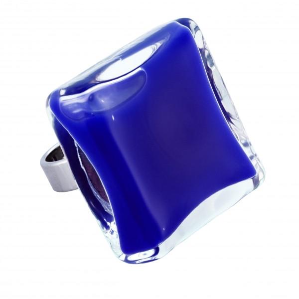 Pylones - Ring - Giga Carre Milk - Flüssigkeit Dunkelblau