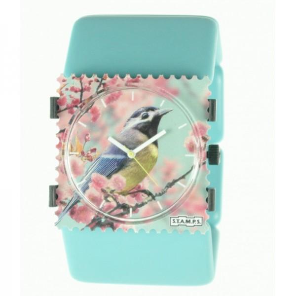 S.T.A.M.P.S. - Armband Belta Ice Cream Mint Green - ohne Uhr