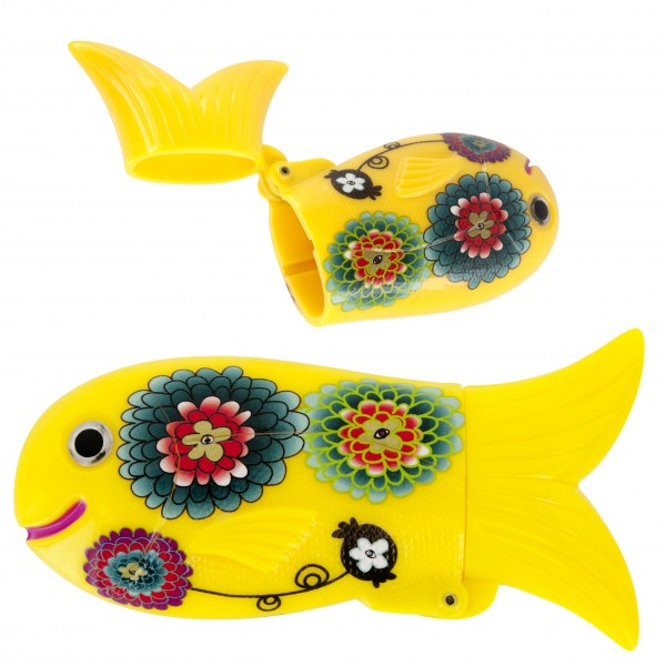 Pylones - Etui Cover Hülle Zahnstocherbehälter - Fish Case - Dahlia