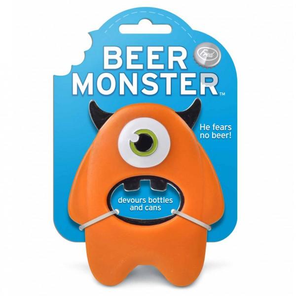Invotis - Fred - Flaschenöffner - Dosenöffner - Beer Monster