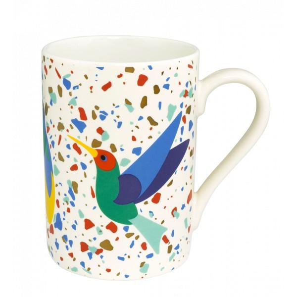 Pylones - Tasse Becher Kaffeetasse - Schluck - Colibri