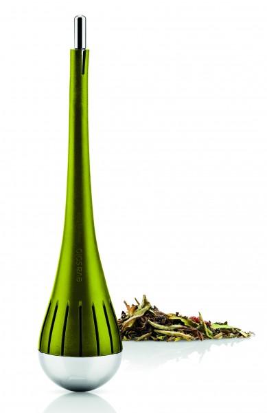 Eva Solo - Teesieb Teebeutel - Tee-Ei - Leaf - grün