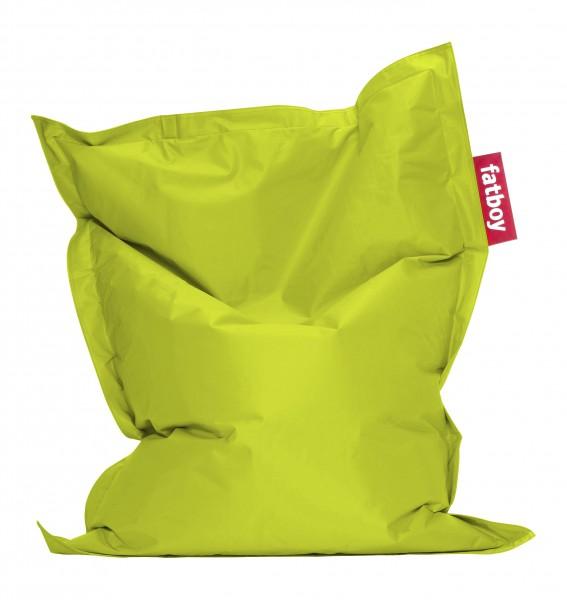 Fatboy Sitzsack Für Kinder The Junior Lime Green Pigmento