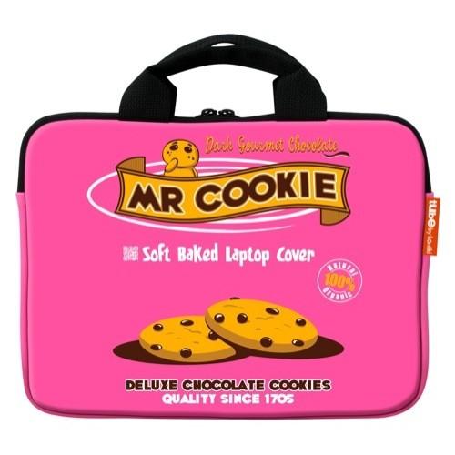 Laptop-Tasche - Laptop-Sleeve - MR. Cookie - Keks - 13 Zoll