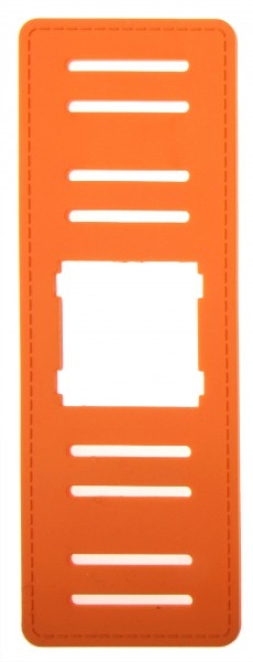 S.T.A.M.P.S. - Insert Deep Blue Orange - ohne Uhr - Stamps
