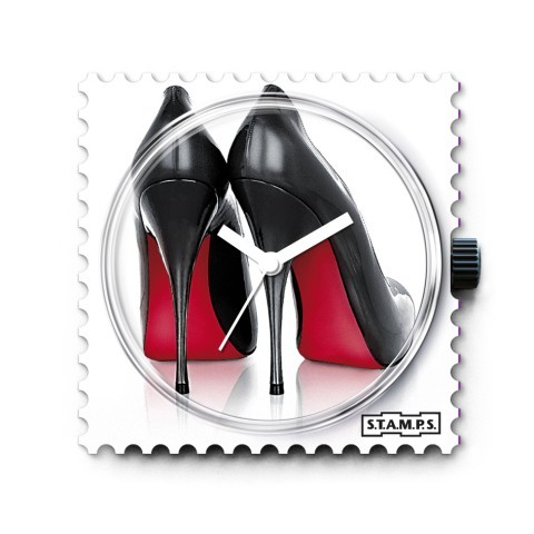 S.T.A.M.P.S. - Uhr - High Heels - Stamps