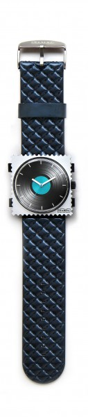 S.T.A.M.P.S. - Armband Vision Blue - ohne Uhr - Stamps