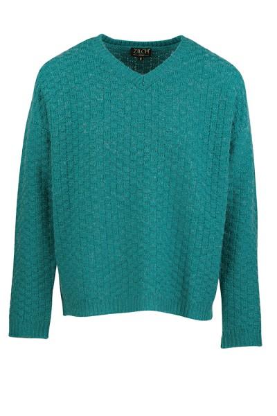 Zilch - Sweater - steel stahlblau