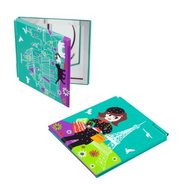Pylones - Pocket Spiegel - Taschenspiegel - Mimi - Paris