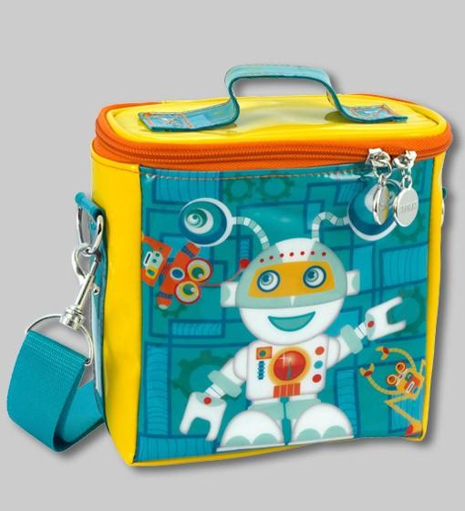 Pylones - Lunch Bag - Tasche - Picnic - Robot