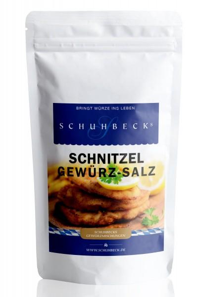 Schuhbecks Gewürze - Gewürzmischung - Schnitzel Gewürz-Salz Tüte 50 Gramm