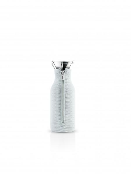 Eva Solo - Kühlschrank-Karaffe - 1 Liter - 3D mesh white