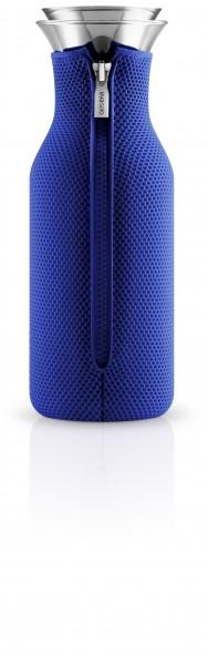 Eva Solo - Kühlschrank-Karaffe - 1 Liter - 3D electric blue