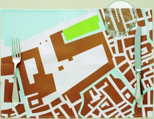 Placemap - Tischset - Piazza San Marco Venedig