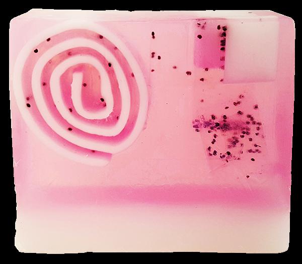 Bomb Cosmetics - Seife - Heard it through the Grapefruit Soap - handgemacht