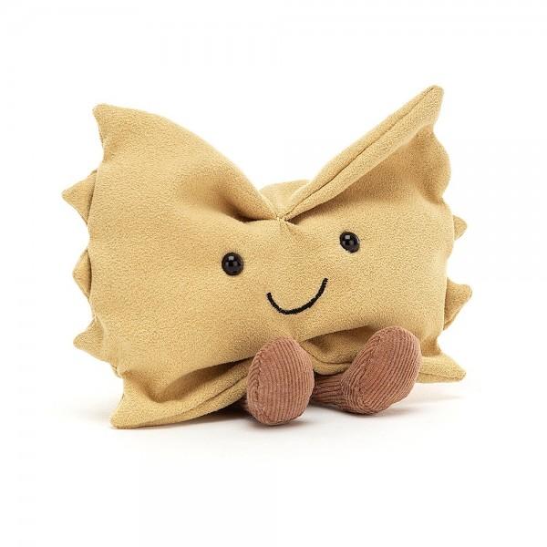 Jellycat - Kuscheltier Stofftier Spielzeug Pasta Nudeln - Amuseable Farfalle