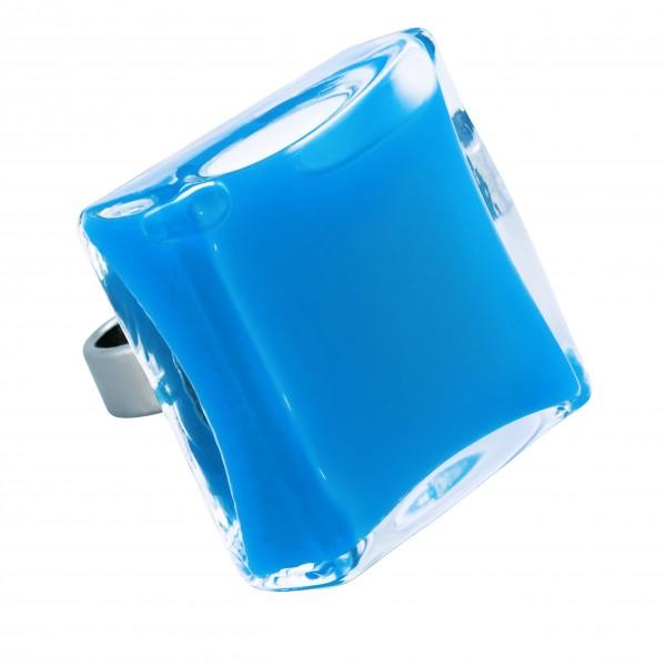 Pylones - Ring - Giga Carre Milk - Flüssigkeit Königsblau