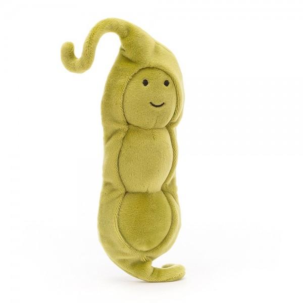 Jellycat - Kuscheltier Stofftier Spielzeug Erbse - Vivacious Vegetable Pea