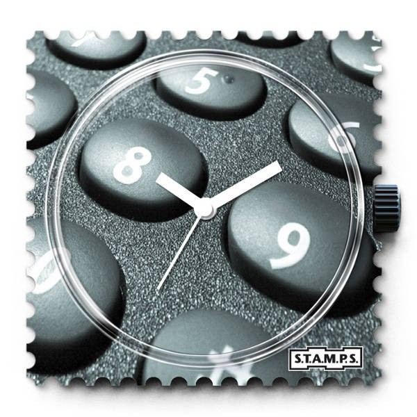 S.T.A.M.P.S. - Uhr - I call You - Stamps