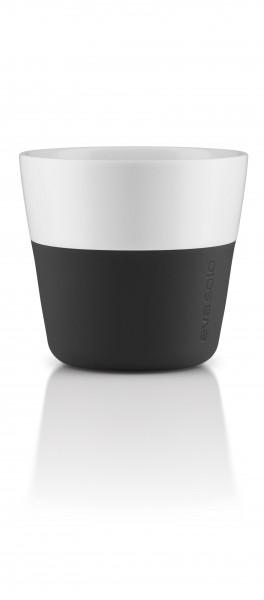 Eva Solo - Becher-Set - Kaffeetassen Lungo 2er-Set - black