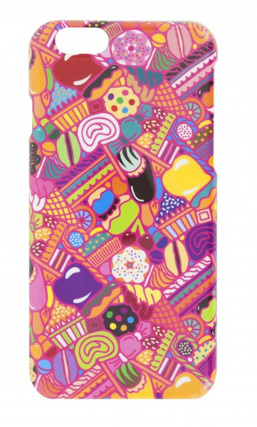 Pylones - iPhone-Cover für iPhone 6 - iCover - Candy