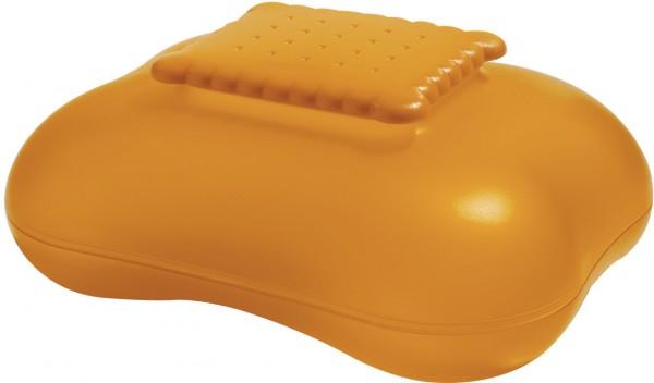 Alessi - Keksdose - Biscuit Box - Mary Biscuit - orange