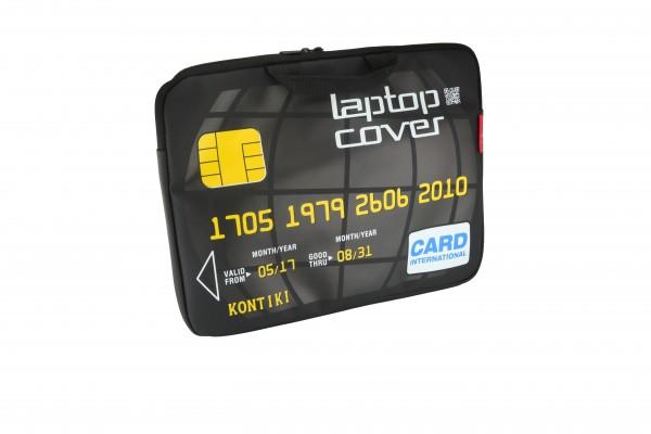 Laptop-Tasche - Laptop-Sleeve - Kreditkarte - 13 Zoll