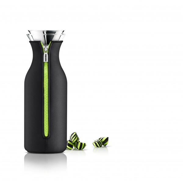 Eva Solo - Überzug für Kühlschrank-Karaffe 1Liter - schwarz/grün