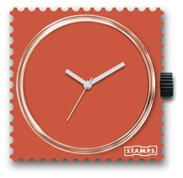 S.T.A.M.P.S. - Uhr - Pure Red - Stamps