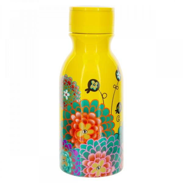 Pylones - Thermosflasche Thermoskanne - Mini Keep Cool Bottle 0,4 l - Dahlia
