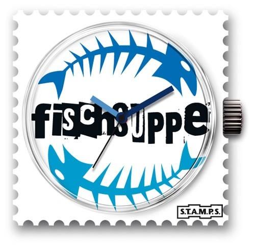 S.T.A.M.P.S. - Uhr Frogman - Soup - Stamps wasserdicht