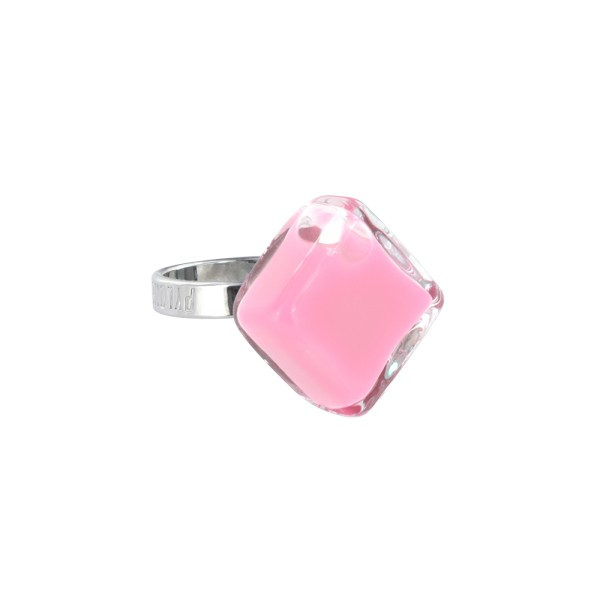 Pylones - Ring - Nano Losange Milk - Flüssigkeit Bubble Gum rosa