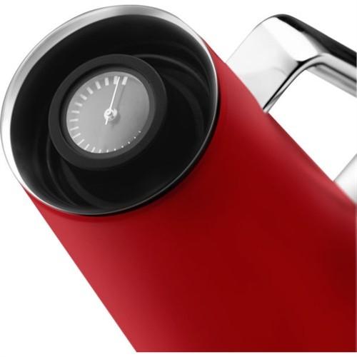 Eva Solo - Kaffeekanne - Isolierkanne mit Wärmeanzeige - schwarz