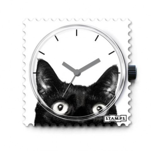 S.T.A.M.P.S. - Uhr - Catwoman - Stamps