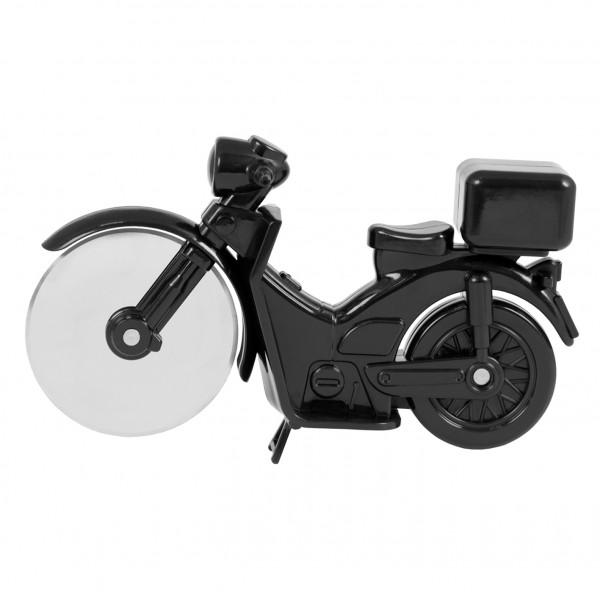 Invotis - Pizzaroller Pizzaschneider Motorrad - Pizza Rider