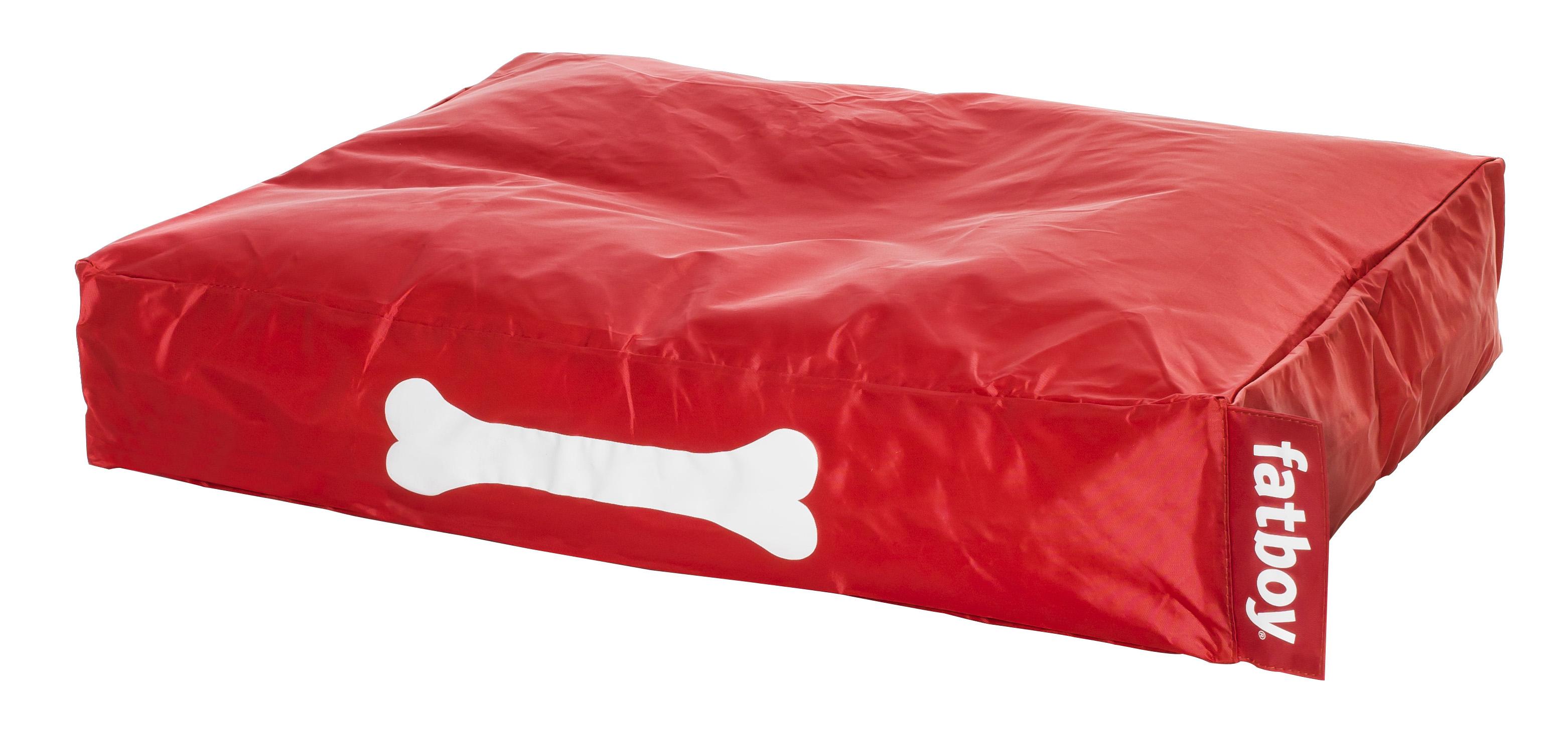 fatboy hundekorb kissen doggielounge small rot pigmento kunst design. Black Bedroom Furniture Sets. Home Design Ideas