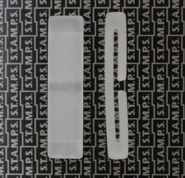S.T.A.M.P.S. - Belta Add Kit - Einzelnes Vergrößerungs-Glied - durchsichtig M 10mm