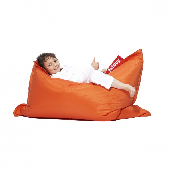 Fatboy - Sitzsack für Kinder - The Junior - orange