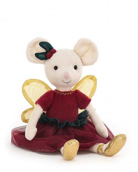 Jellycat - Kuscheltier Stofftier Spielzeug Zuckerfee - Sugar Plum Fairy Mouse