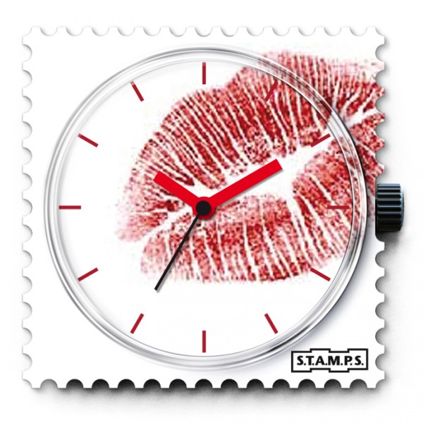 S.T.A.M.P.S. - Uhr - Kiss Me - Stamps
