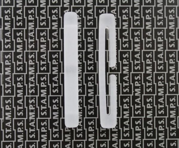 S.T.A.M.P.S. - Belta Add Kit - Einzelnes Vergrößerungs-Glied - durchsichtig S 5mm