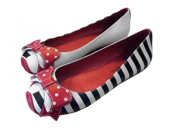 Neu Lamulay Ballerinas 89 Geox Damen Schuhe Blau 0w8OnXkP