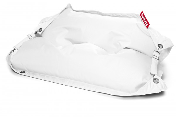 Fatboy Sitzsack Buggle Up Weiß Pigmento Kunst Design