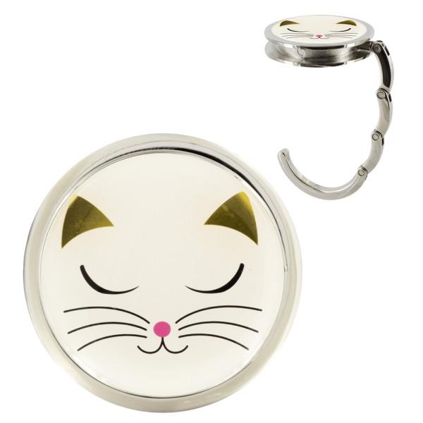 Pylones - Taschenaufhänger - Diner en Ville - White Cat